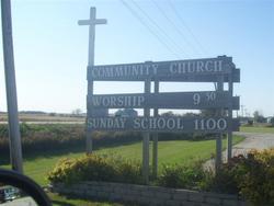 Community Church Cemetery