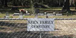 Keen Family Cemetery