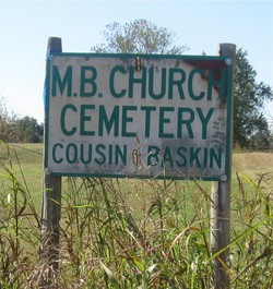 Baskin and Cousin Cemetery
