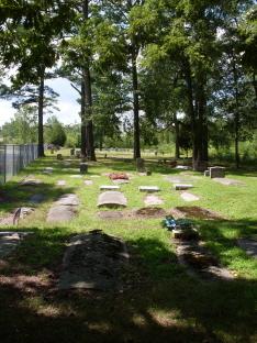 Vienna Back Street Cemetery