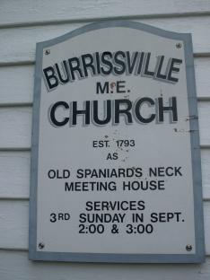 Burrisville U M Church Cemetery