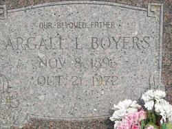 Argall L. Boyers