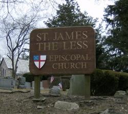 Saint James the Less Episcopal Church Cemetery