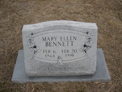 Mary Ellen Bennett