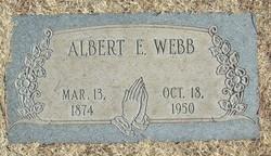 Albert Eugene Webb