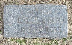 Callie J. <I>Campbell</I> Bond