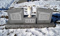 Frances Louise <I>Leaman</I> Selby