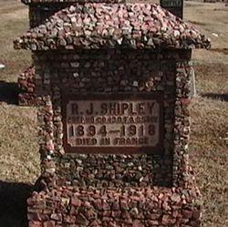 Corp Roderick Joseph Shipley