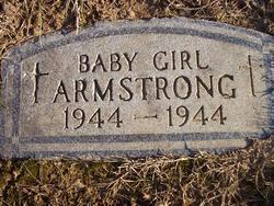 Baby Girl Armstrong