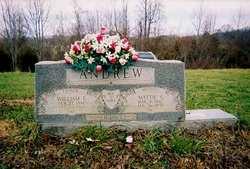 Mattie S. <I>Dicken</I> Andrew