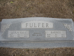 Leola Bell <I>Hall</I> Fulfer