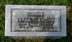 Clara N. <I>Botkin</I> Grant