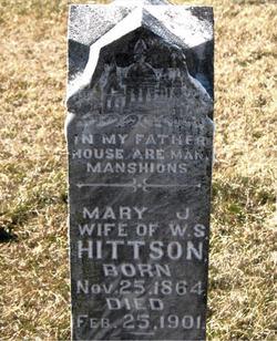 Mary Jane <I>Lasater</I> Hittson