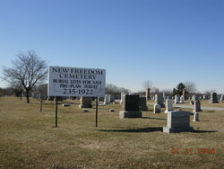 New Freedom Cemetery