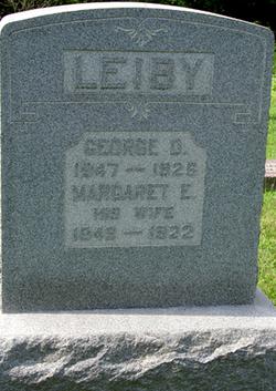 Margaret Elizabeth <I>Walter</I> Leiby