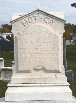 Martha Jane <I>McCoy</I> Garey
