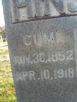 """Louisa Quemia """"Cumi"""" <I>Harp</I> Hinson"""