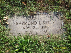 Raymond Lycurgus Kelly