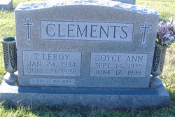 T. Leroy Clements