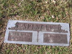 Rose Agnes <I>Bohn</I> Spencer