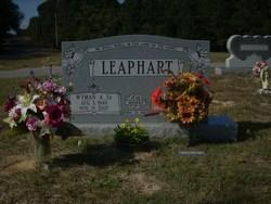 Wyman Allen Leaphart, Sr