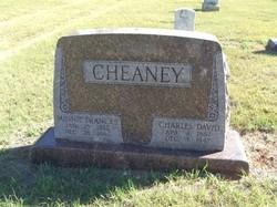 Minnie Frances <I>Payne</I> Cheaney
