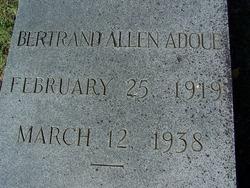 Bertrand Allen Adoue