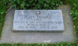 Platt D Trimble