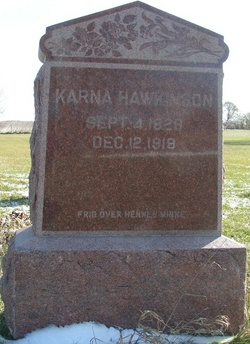 Karna Hawkinson
