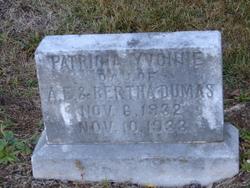 Patricia Yvonne Dumas