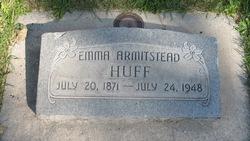 Emma Louisa <I>Marrott</I> Huff