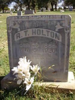 "Richard T. ""R.T."" Holton"