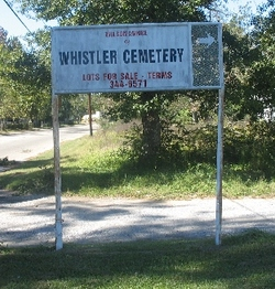 Whistler Cemetery with Wilson Annex
