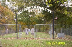 Gillingham and Rollins Cemetery
