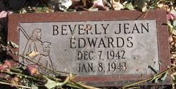 Beverly Jean Edwards