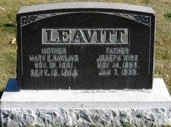 Joseph Wire Leavitt