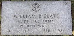 William B. Slate