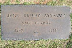 Jack Benny Attaway