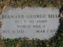 Bernard George Bills