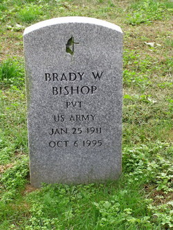Brady William Bishop