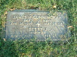 James Harry Cunningham
