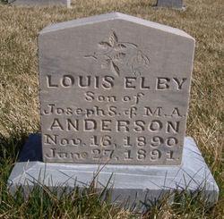 Louis Elby Anderson