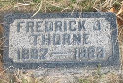 Frederick James Thorne