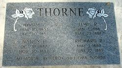 Nancy Elizabeth Thorne