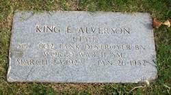 King Emory Alverson