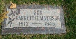 Garret D Alverson