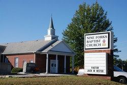 Nine Forks Baptist Church Cemetery