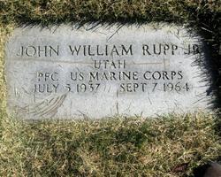John William Rupp, Jr