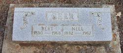 Bert B Geer