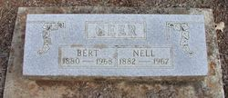 Nellie E <I>Hager</I> Geer